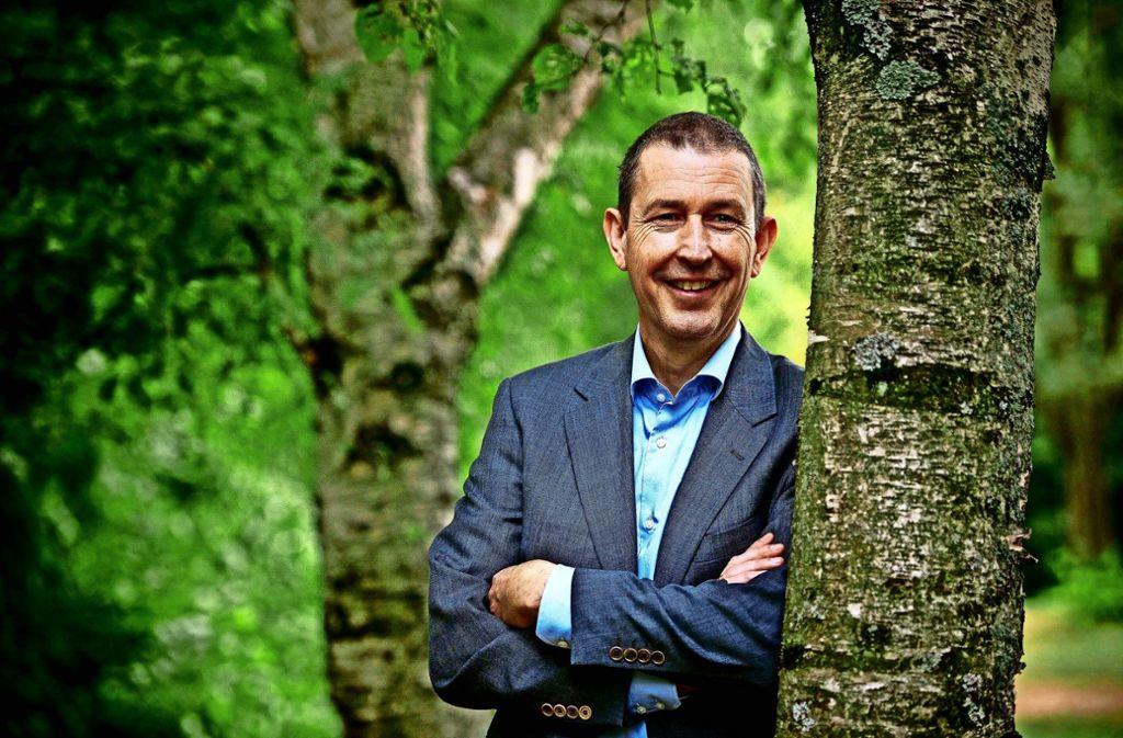 Der Bezirksvorsteher Bernhard Mellert möchte die Menschen besser vernetzen. Foto: privat