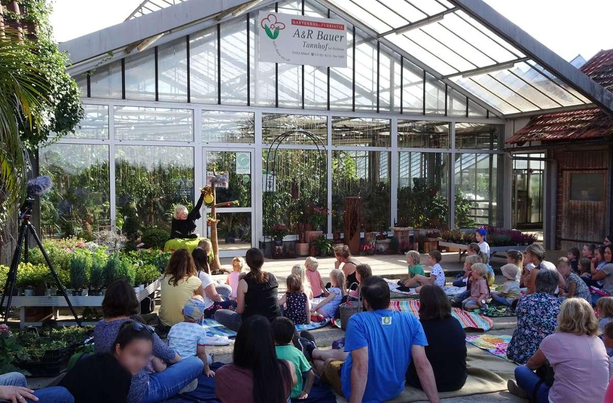Eine Gärtnerei wird einer der besonderen Veranstaltungsorte sein. Foto: privat
