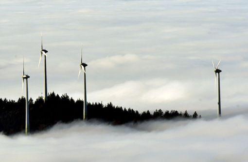 Windkraftplanung  am Oberrhein  gescheitert