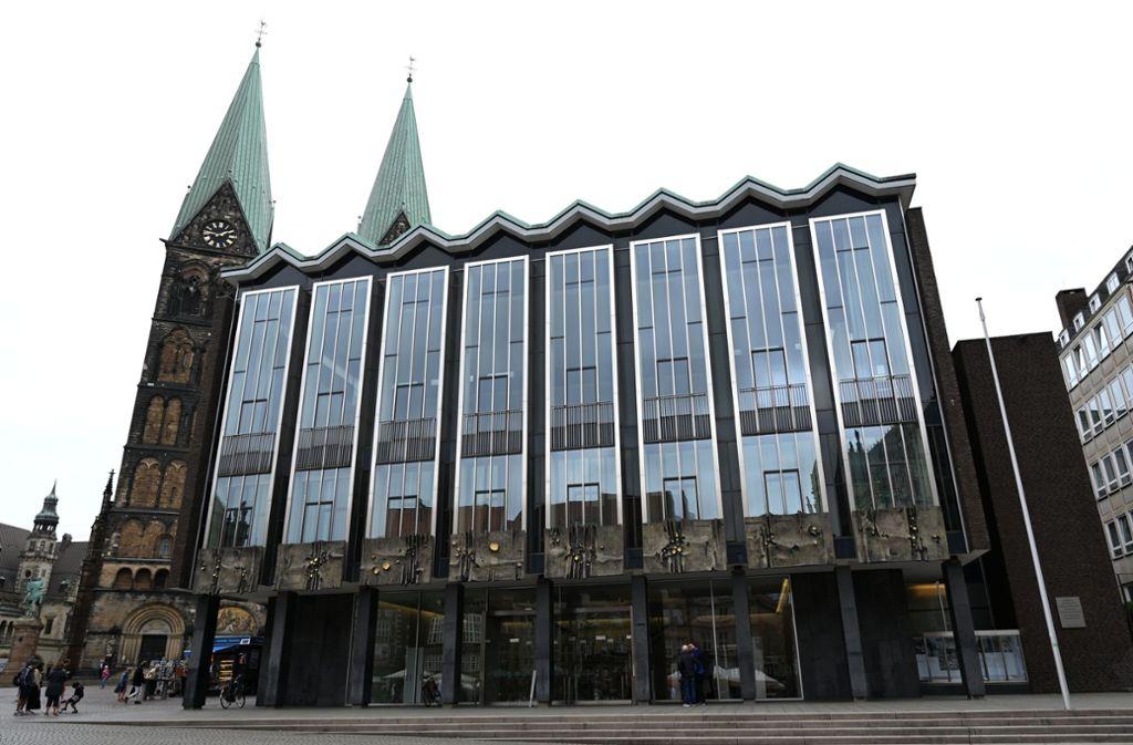 Der neue Landtag hat in Bremen seine Arbeit aufgenommen. Foto: dpa