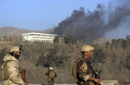 Angriff auf Hotel in Kabul nach 13 Stunden beendet