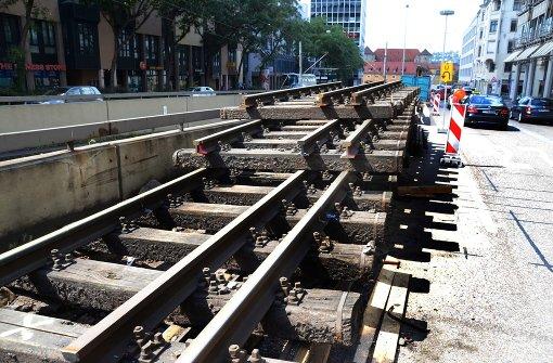 Hier gibt es Verzögerungen im Stadtbahnverkehr