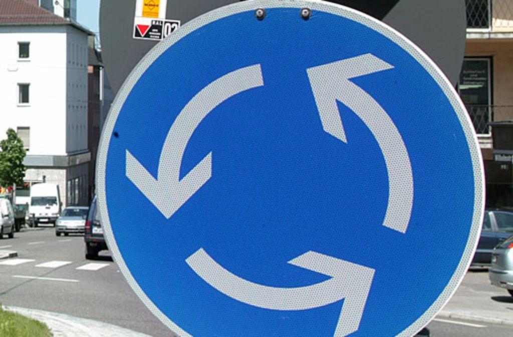 Kreisel sollen sicherer werden. Foto: Zweygarth