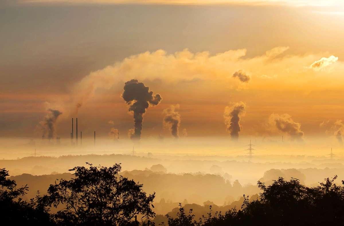 Bereits vor der Mitte des Jahrhunderts soll die Volkswirtschaft unterm Strich  keine klimaschädlichen Gase mehr ausstoßen. Foto: obs/OHB SE