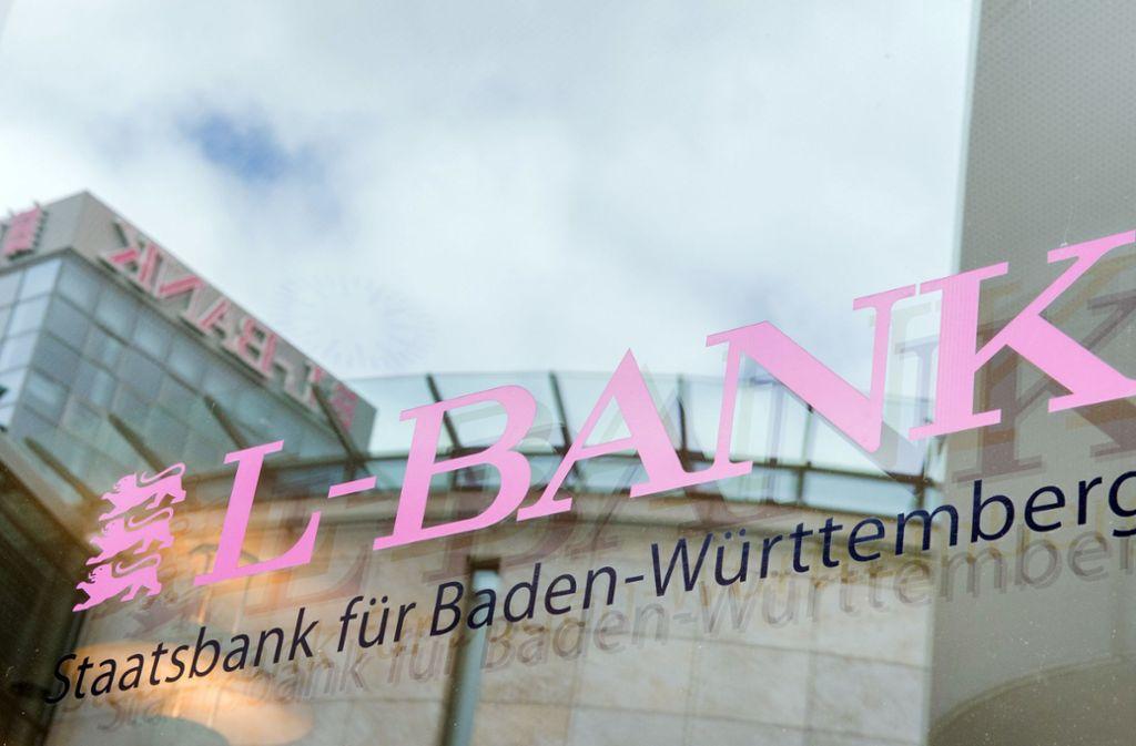 Die L-Bank soll das Geld laut dpa-Informationen auszahlen, sowie es von den Kammern bewilligt wurde. Foto: dpa/Wolfram Kastl