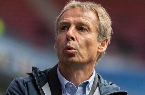 Was Jürgen Klinsmann zur Beförderung von Hitzlsperger sagt