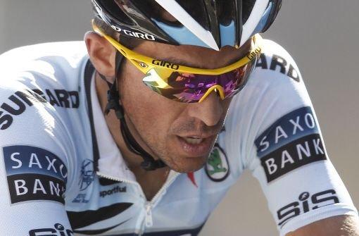 Contador für zwei Jahre gesperrt
