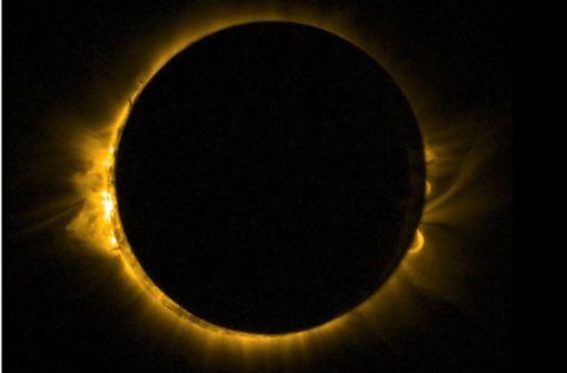 Sonnenfinsternis in Südamerika zieht Touristen und Forscher an