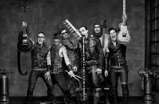 Rammstein plant Stadion-Tour durch Europa