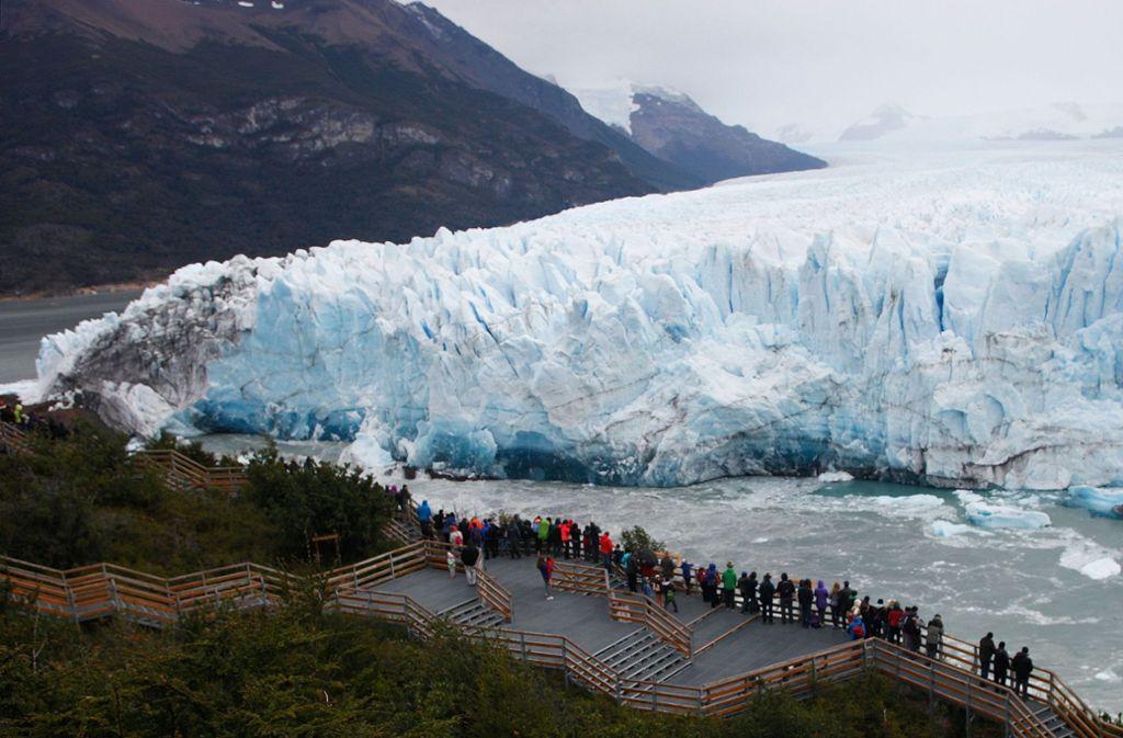 Alle zwei bis vier Jahre ereignet sich das Naturschauspiel. Foto: AFP