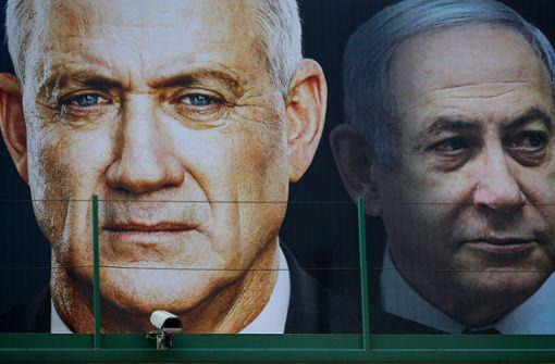Gantz und Netanjahu vereinbaren große Koalition
