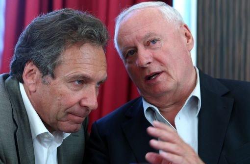Lafontaine ist zu Comeback als Parteichef der Linken bereit