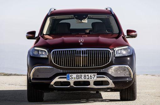 Das ist Daimlers neuer Luxus-SUV
