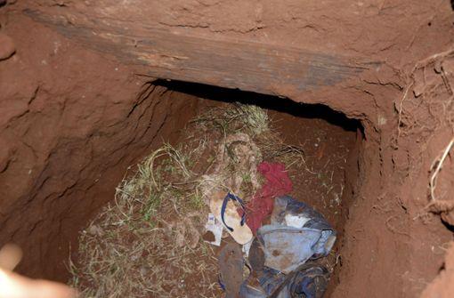 75 Häftlinge flüchten durch Tunnel aus Gefängnis
