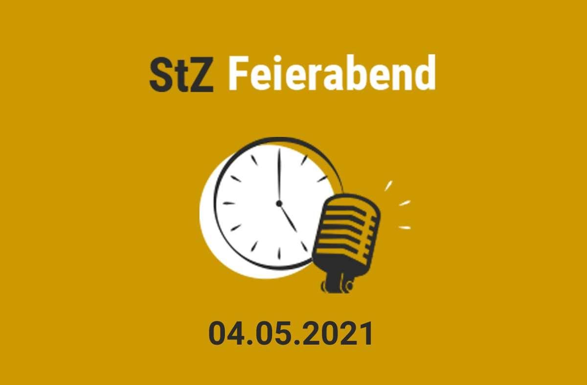 Der StZ Feierabend vom Dienstag Foto: StZ