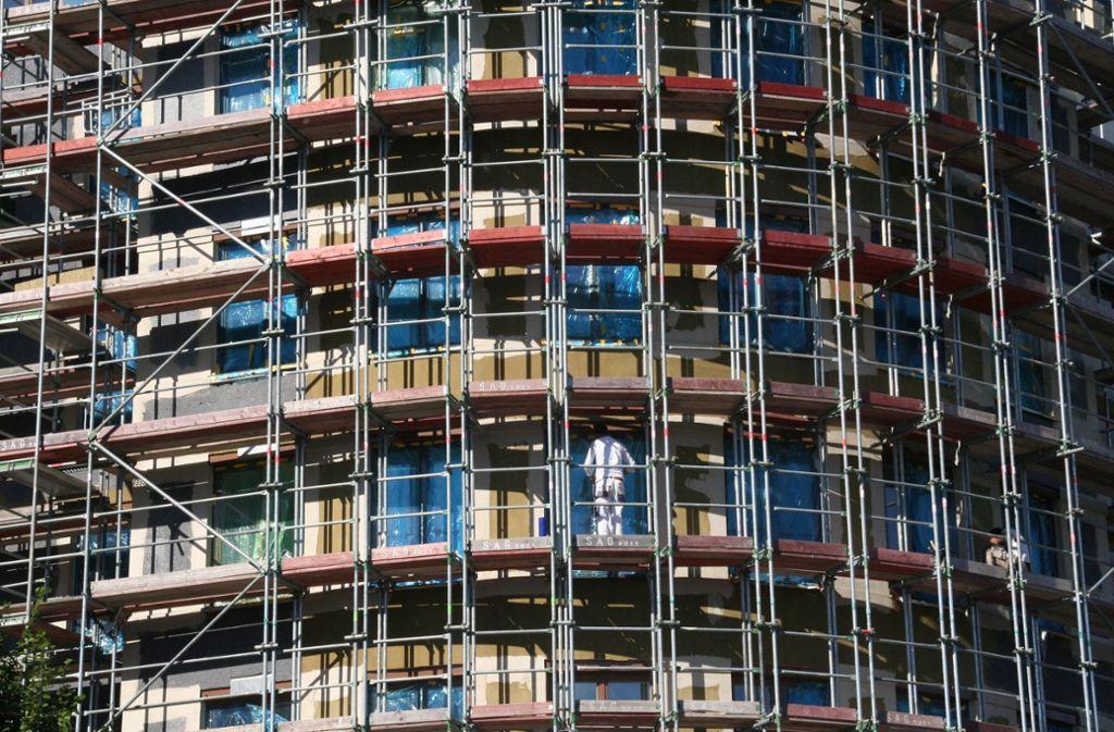 In Esslingen fehlen dringend bezahlbare Wohnungen. Die EWB versucht, dem Mangel abzuhelfen. Foto: dpa