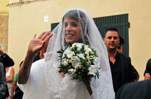 Elisabetta Canalis bekommt ein Mädchen