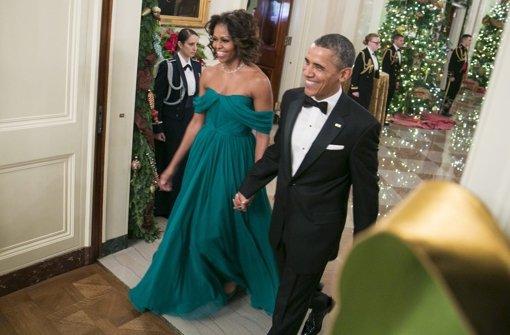 Obamas ehren die Besten der Besten