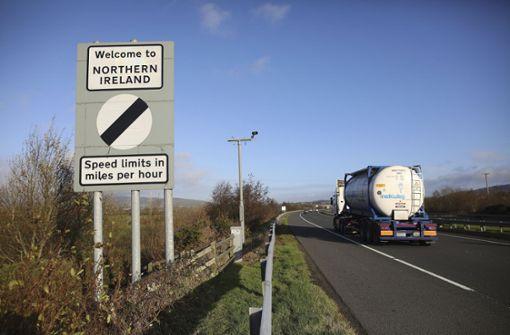 Irische Grenze wird zum Knackpunkt