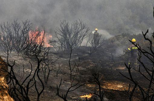 Griechische Meteorologen warnen vor gewaltiger Hitzewelle