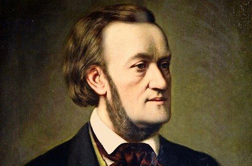 Streitgegenstand: Porträt Richard Wagners,  1862 gemalt von Christian Willich. Foto: REM