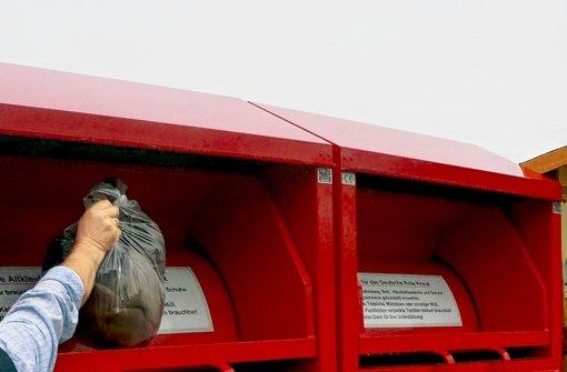 Landkreis will an Altkleidern verdienen