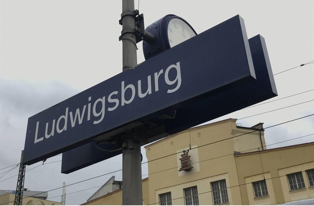 Am Ludwigsburger Bahnhof wäre der junge Mann mit seiner Mutter ins Gleisbett gestürzt, wenn nicht in letzter Sekunde ein Passant eingegriffen hätte. Foto: 7aktuell.de/Marc Gruber