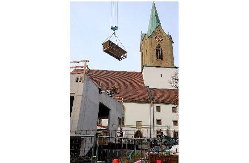 Der Kirchturm plaudert aus dem Nähkästchen