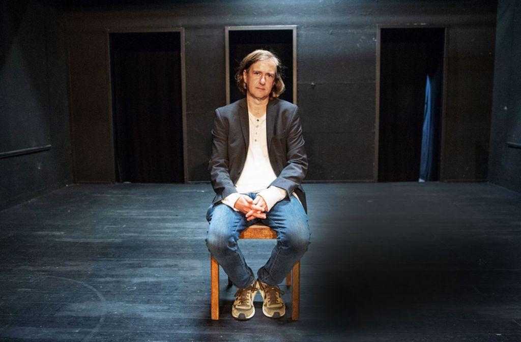Das Stuttgarter Studio Theater ist eine der interessantesten Bühnen der Stadt. Neben Klassikern setzt der künstlerische Leiter Christof Küster (50) auch auf unkonventionelle Theaterformen. Foto: Lichtgut/Oliver Willikonsky
