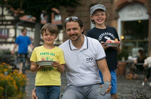Mit der Familien-App können sich Kinder Wünsche erarbeiten
