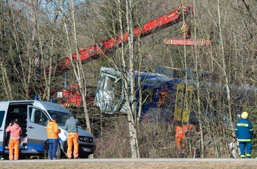 Ermittler kommen nach Zugunfall voran