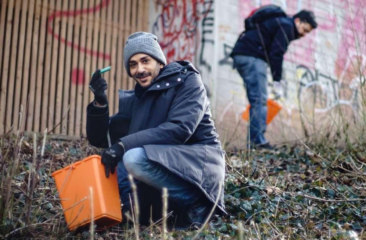 Am 19. September 2020 treffen sich weltweit Menschen um die Erde von Müll zu befreien. Foto: Cleanup Network e.V.