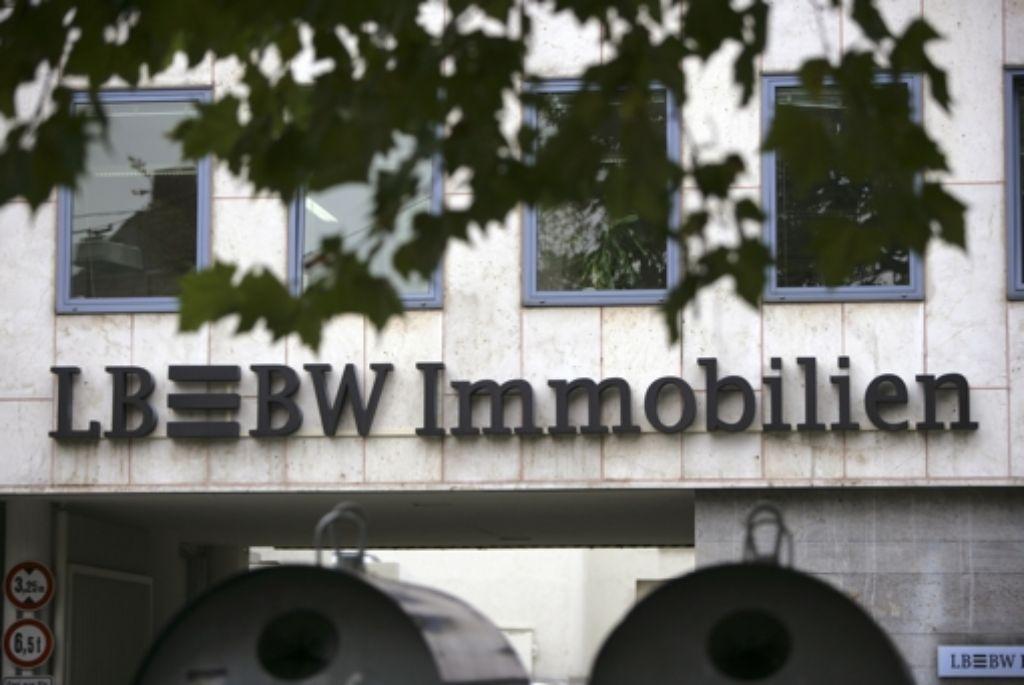 Der Kaufpreis für die LBBW-Wohnungen soll bei 1,3 Milliarden Euro liegen. Foto: Steinert