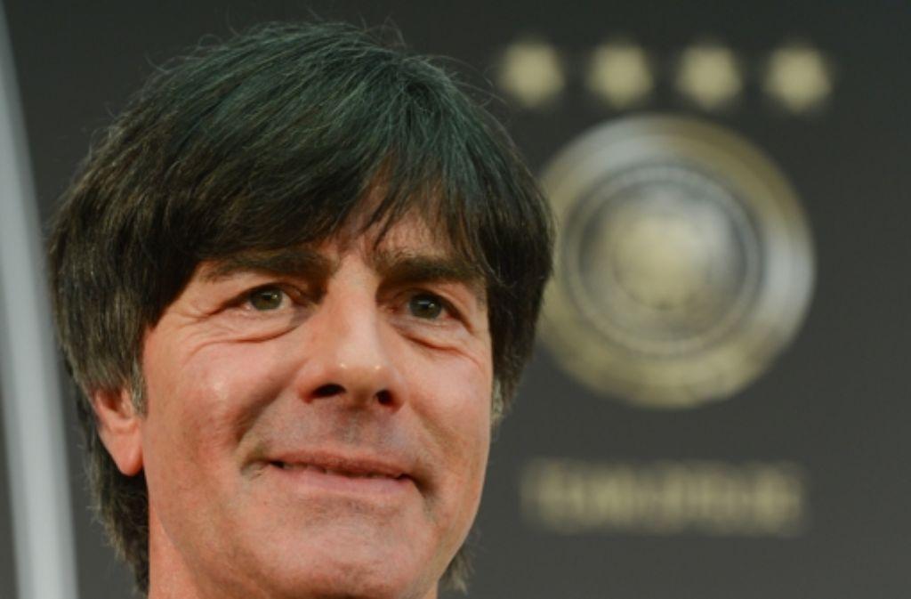 Joachim Löw hat mit dem Nationalteam noch viel vor. Foto: dpa