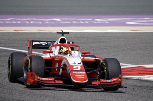 Traumstart für Mick Schumacher beim Formel-2-Debüt
