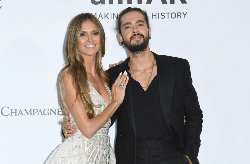 Werden Tom und Heidi am Donnerstag in der Show heiraten? Foto: dpa