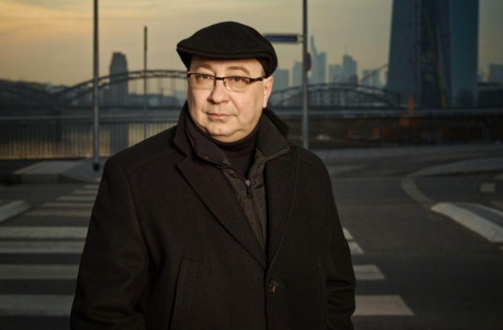 Orkun Ertener ist gebürtiger Türke und lebt seit 1970 in Deutschland Foto: Gaby Gerster