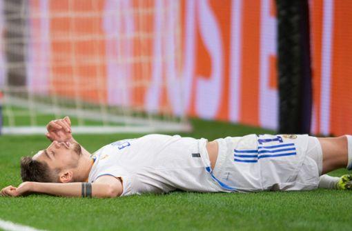 """""""Real Madrid vom Sheriff erschossen"""""""