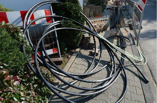 Stromausfall nach Bauarbeiten