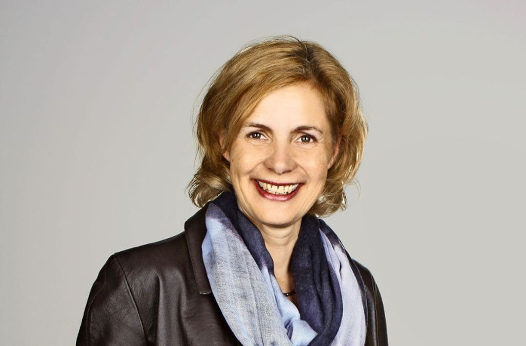 Gabriele Nießen ist die neue Frau im Ludwigsburger Rathaus. Foto: privat