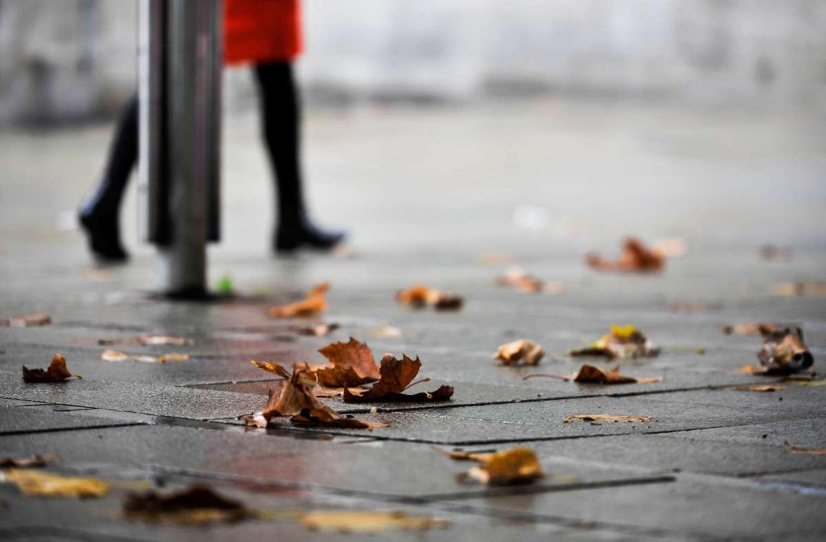 Am Donnerstag werden Wind und Regen erwartet. Foto: Lichtgut/Max Kovalenko