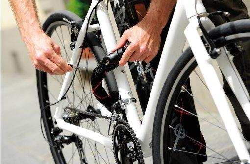 10 Tipps gegen Fahrraddiebe