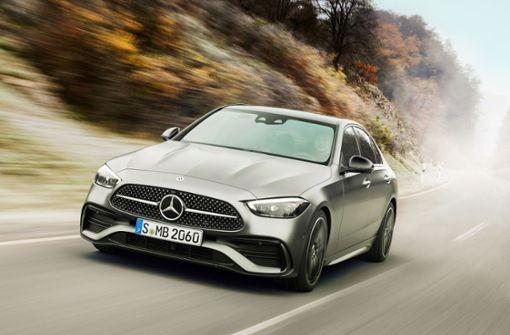 Die neue C-Klasse von Mercedes-Benz bricht mit mancher Tradition