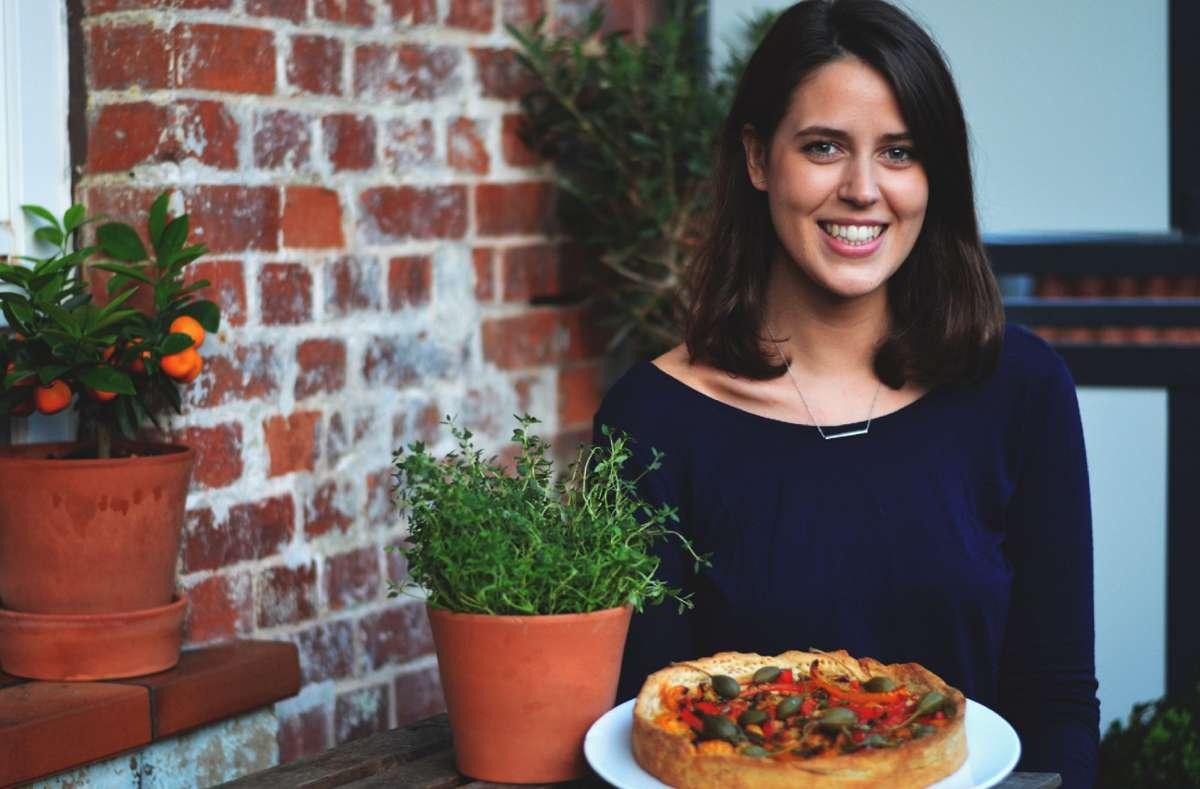 Bei Alessandra Coronato machts die Mischung: Die 24-Jährige mit kroatischen und italienischen Wurzeln kocht gern ausgefallene Gerichte. Foto: Niklas Heinzerling