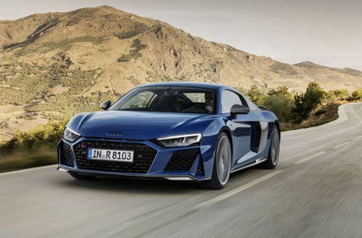 Audi frischt den R8 auf