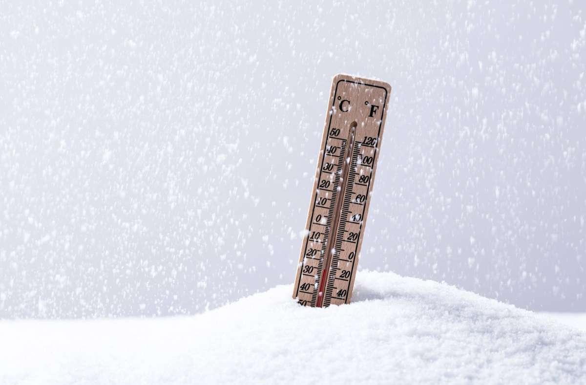 Die Forschung der Wissenschaftler ergab: Je kälter die Region, desto schwerer die Menschen (Symbolbild). Foto: imago images/Panthermedia/ AndreyPopov