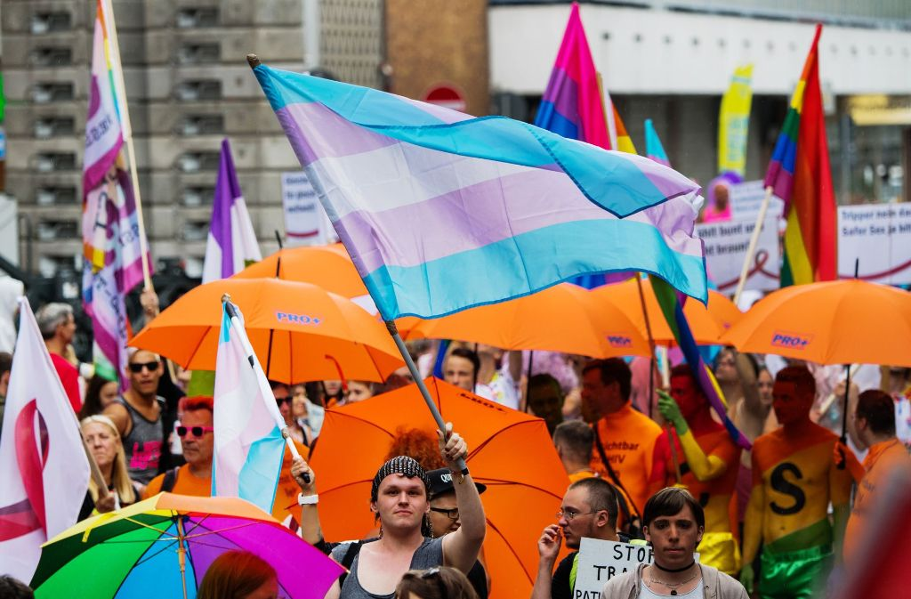 Im Gegensatz zur letzten Studie 2007 wurden diesmal auch bisexuelle und transgeschlechtliche Personen befragt. Foto: dpa