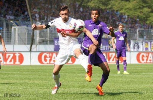 VfB Stuttgart II holt einen Punkt