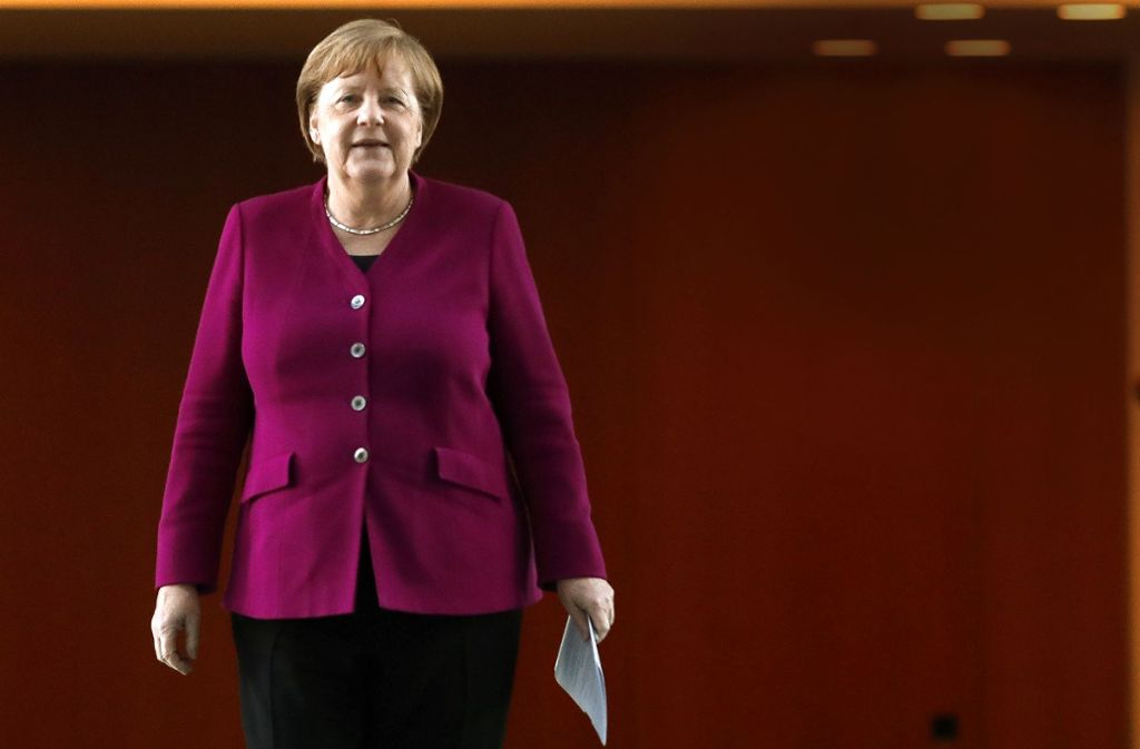 Die Regierung von Angela Merkel hat in der Corona-Krise viele Vollmachten – aber wie lange noch? Foto: AP/Markus Schreiber
