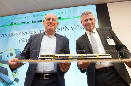 Neue Züge für private Bahnen werden nicht  fertig